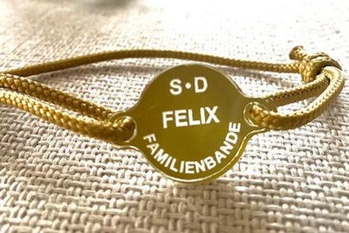 Personalisiertes Familienarmband