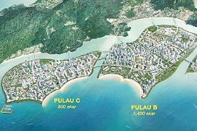 Critics say the multibillion-dollar island-building scheme, also known as BiodiverCity, will devastate marine life and may be rendered obsolete by coronovirus-fuelled work-from-home practices.