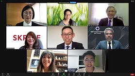 The Bar Council Environment & Climate Change Committee co-organised this webinar with Climate Governance Malaysia (CGM)