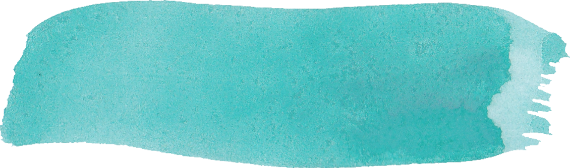 turquoise-green-watercolor-brush-stroke-