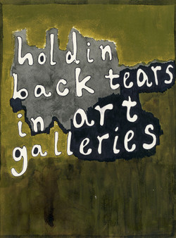 Holdin Back Tears