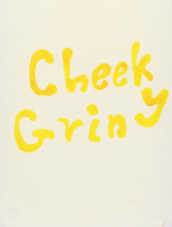 Cheeky Grin