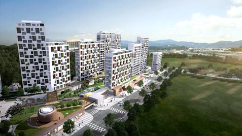 Uiwang City Gocheon B2BL