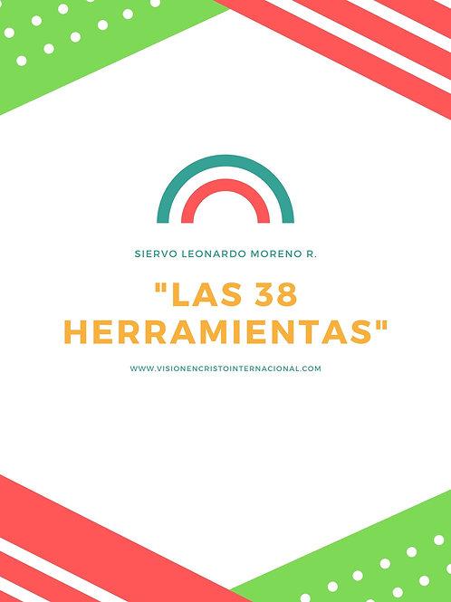 Las 38 Herramientas