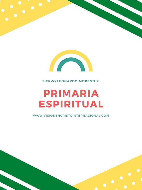 PRIMARIA ESPIRITUAL