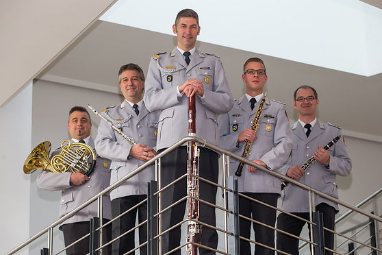Holzbläser Quintett Heeresmusikkorps Ulm