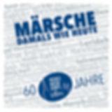 CD Cover, Märsche Damals wie Heute, Heeresmusikkorps Ulm
