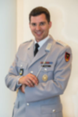 Leiter Heersmusikkorps, Oberstleutnant Matthias Prock