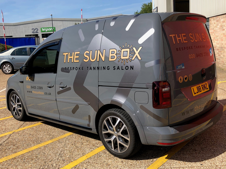 THE SUN BOX