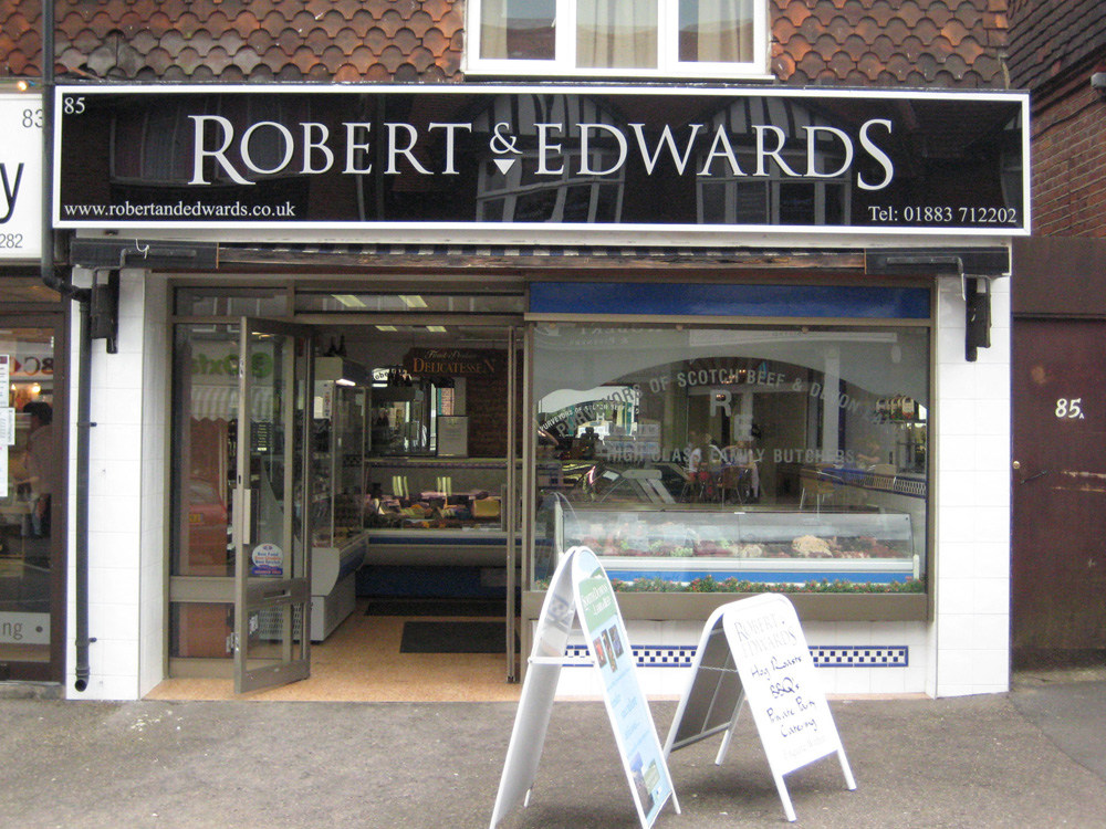 cut-out-acrylic-text-vinyl-graphics-on-acrylic-panels-set-in-ali-frame-robert-edwards