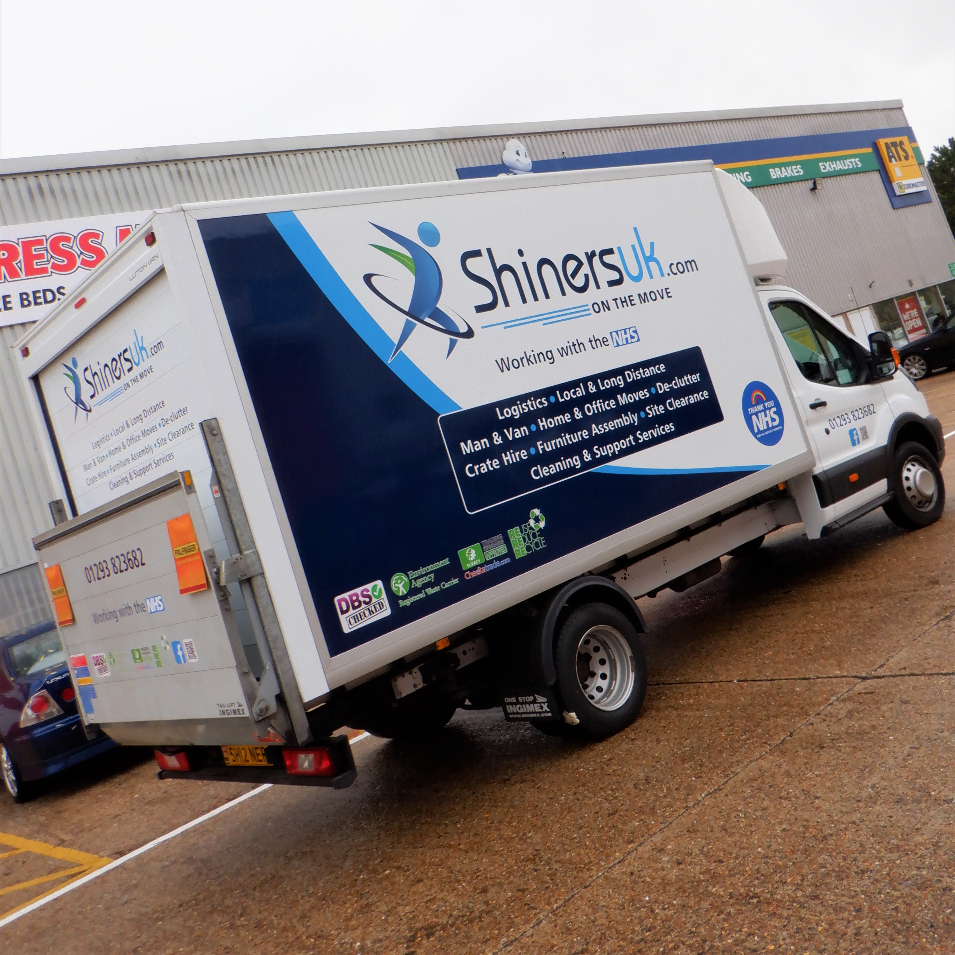 SHINERS UK