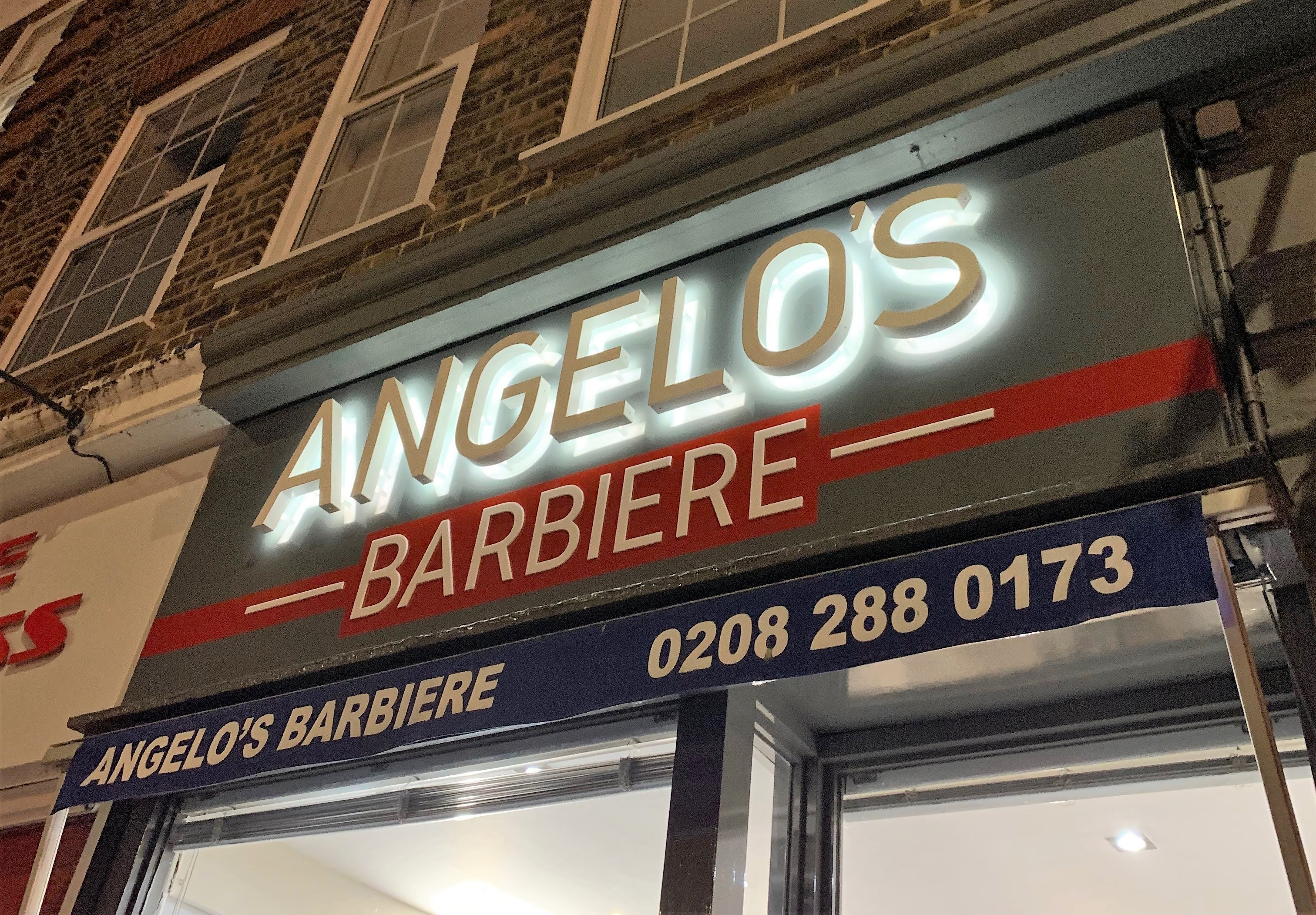 ANGELO'S BARBIERE