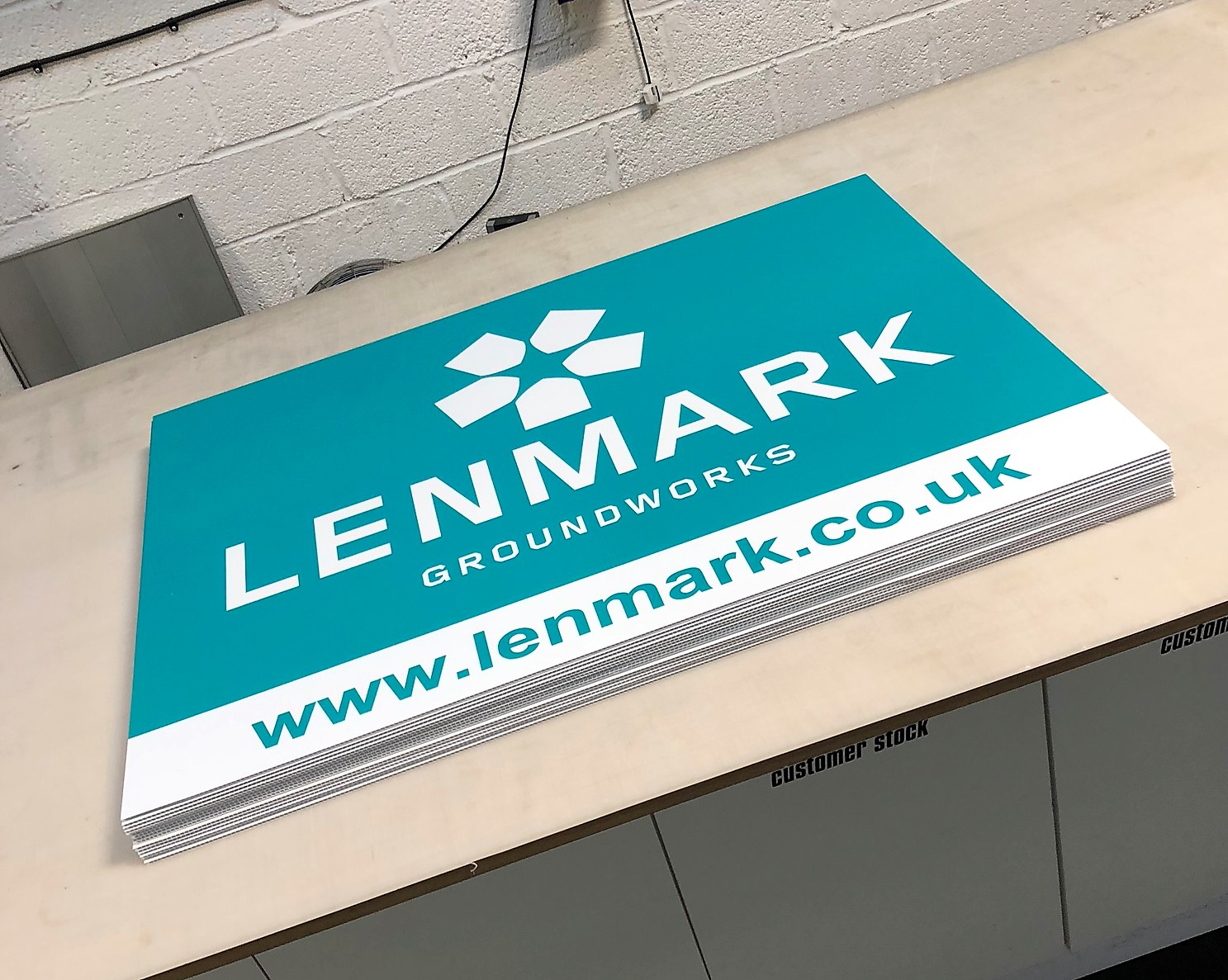 LENMARK SITEBOARDS