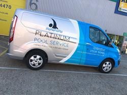 PLATINUM POOL SERVICE