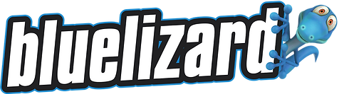BLUE LIZARD SIGNS LOGO