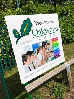 OAKWOOD SCHOOL