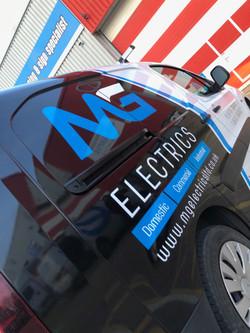 MG ELECTRICS