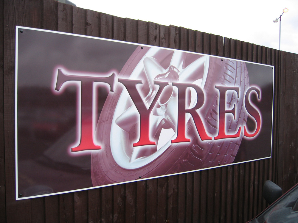 digitally-printed-dibond-sign-horley-tyre-exhaust