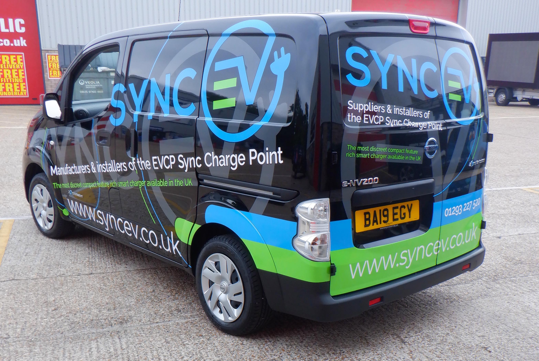 SYNC EV