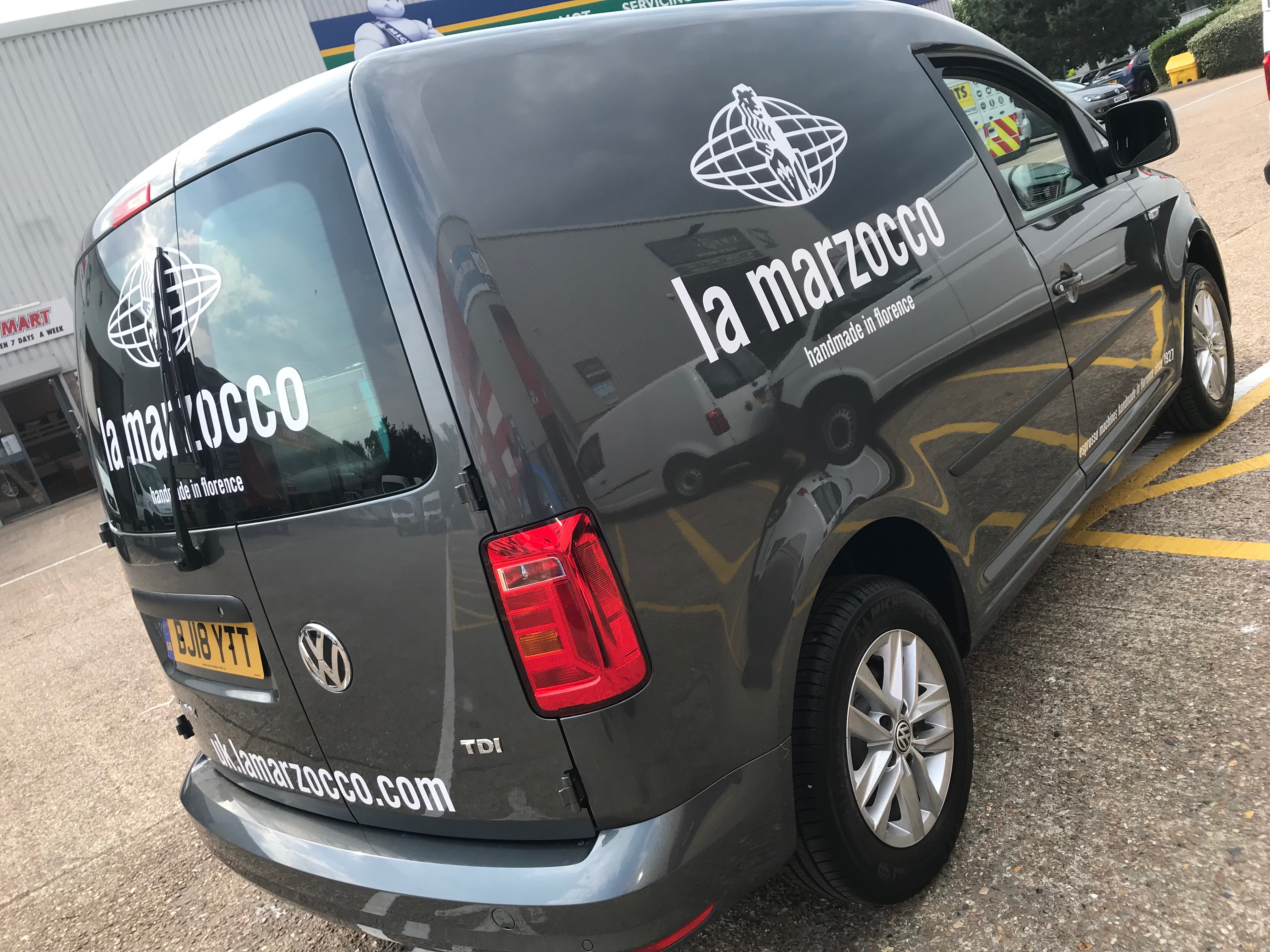 LA MARZOCCA CADDY GRAPHICS