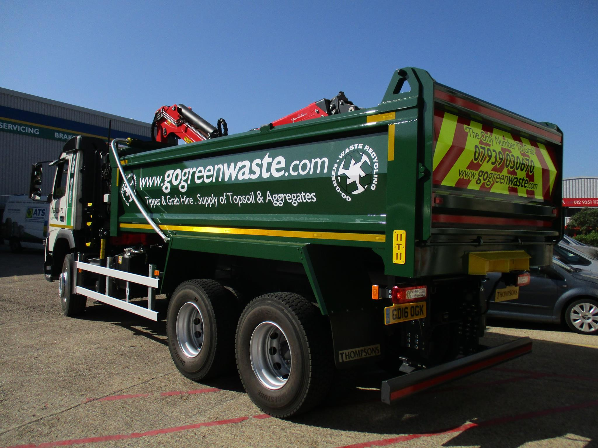 GO GREEN WASTE RECYCLING