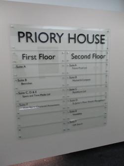 PRIORY HOUSE