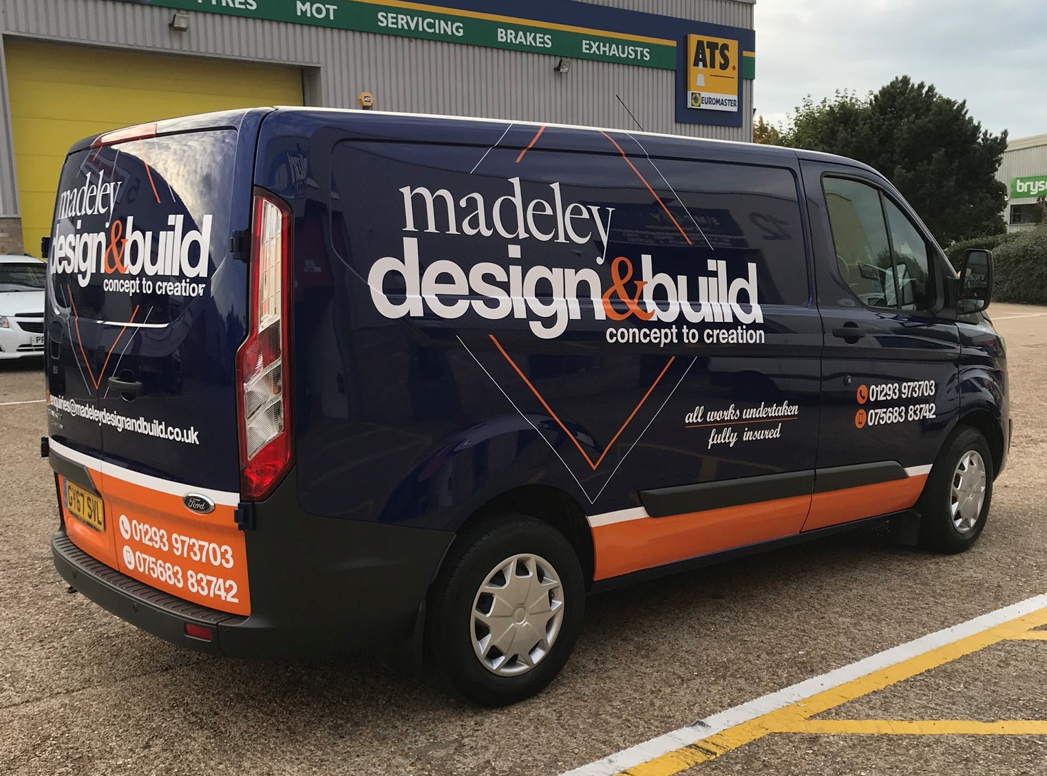 MADELEY DESIGN & BUILD