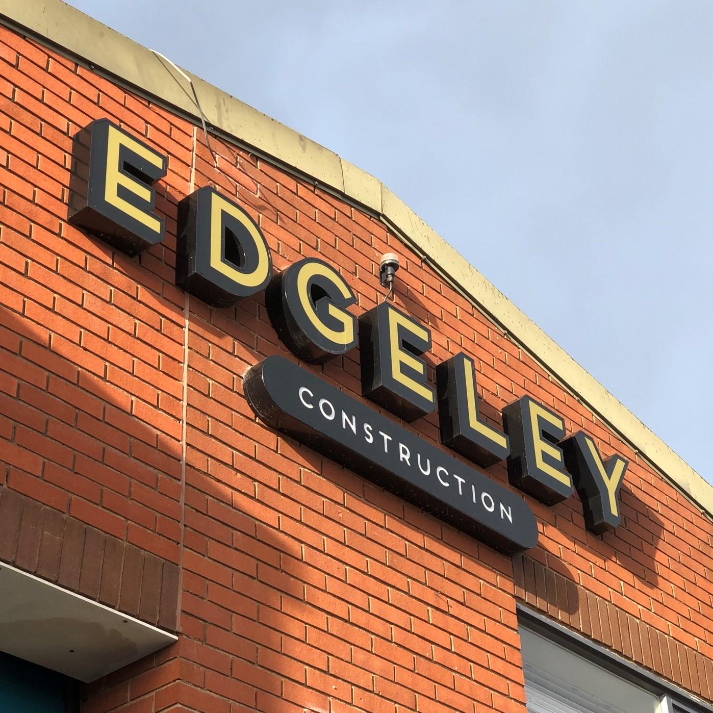 EDGLEY CONSTRUCTION