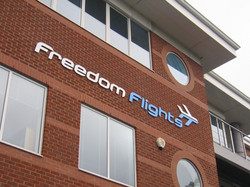 cut-out-acrylic-text-freedom-flights
