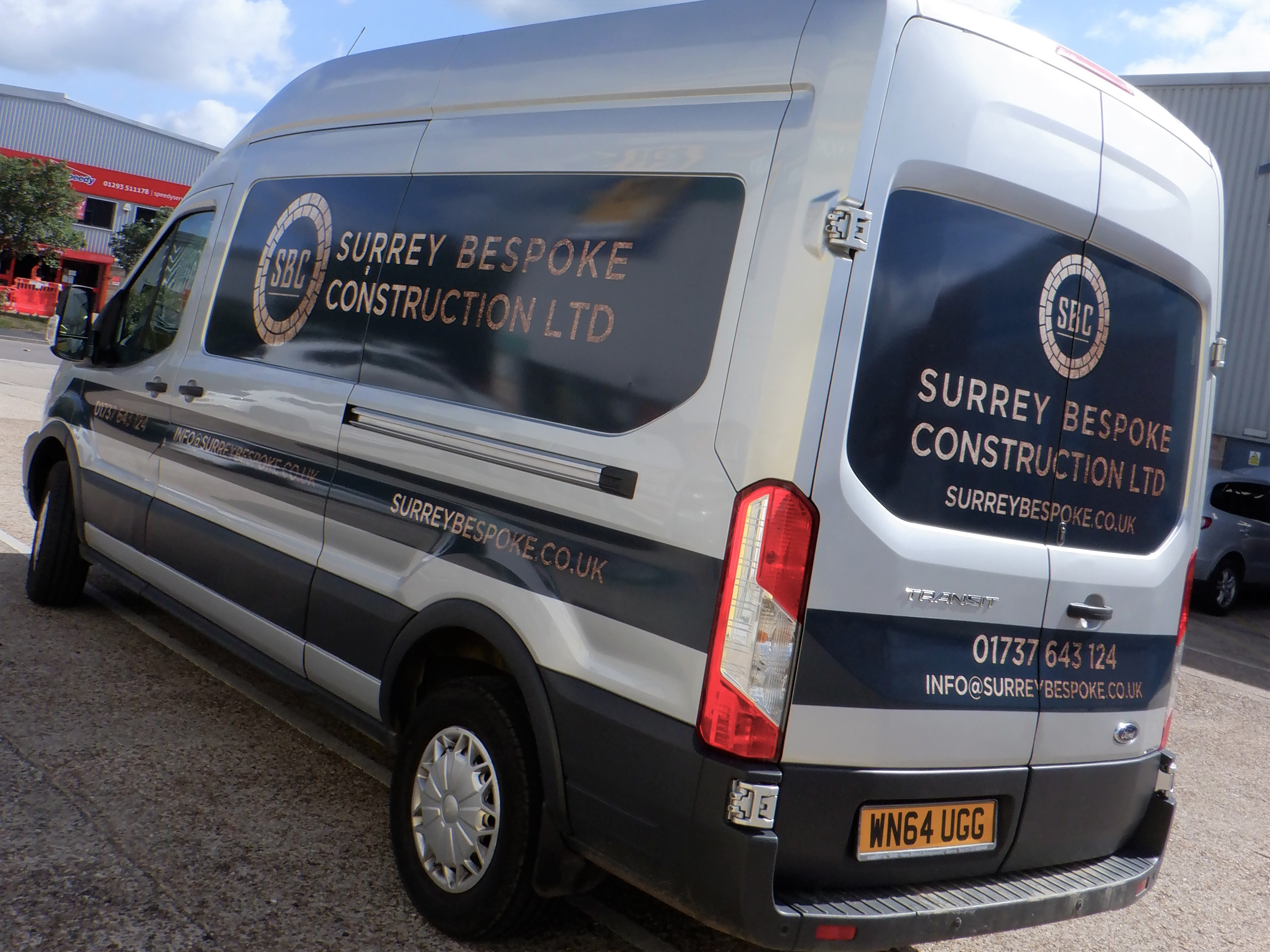 SURREY BESPOKE CONSTRUCTION