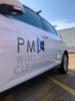 PM WINDOW CLEANING