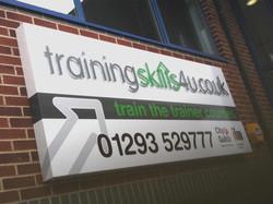 training-skills-aluminium-tray