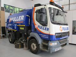 FULLER SWEEPER