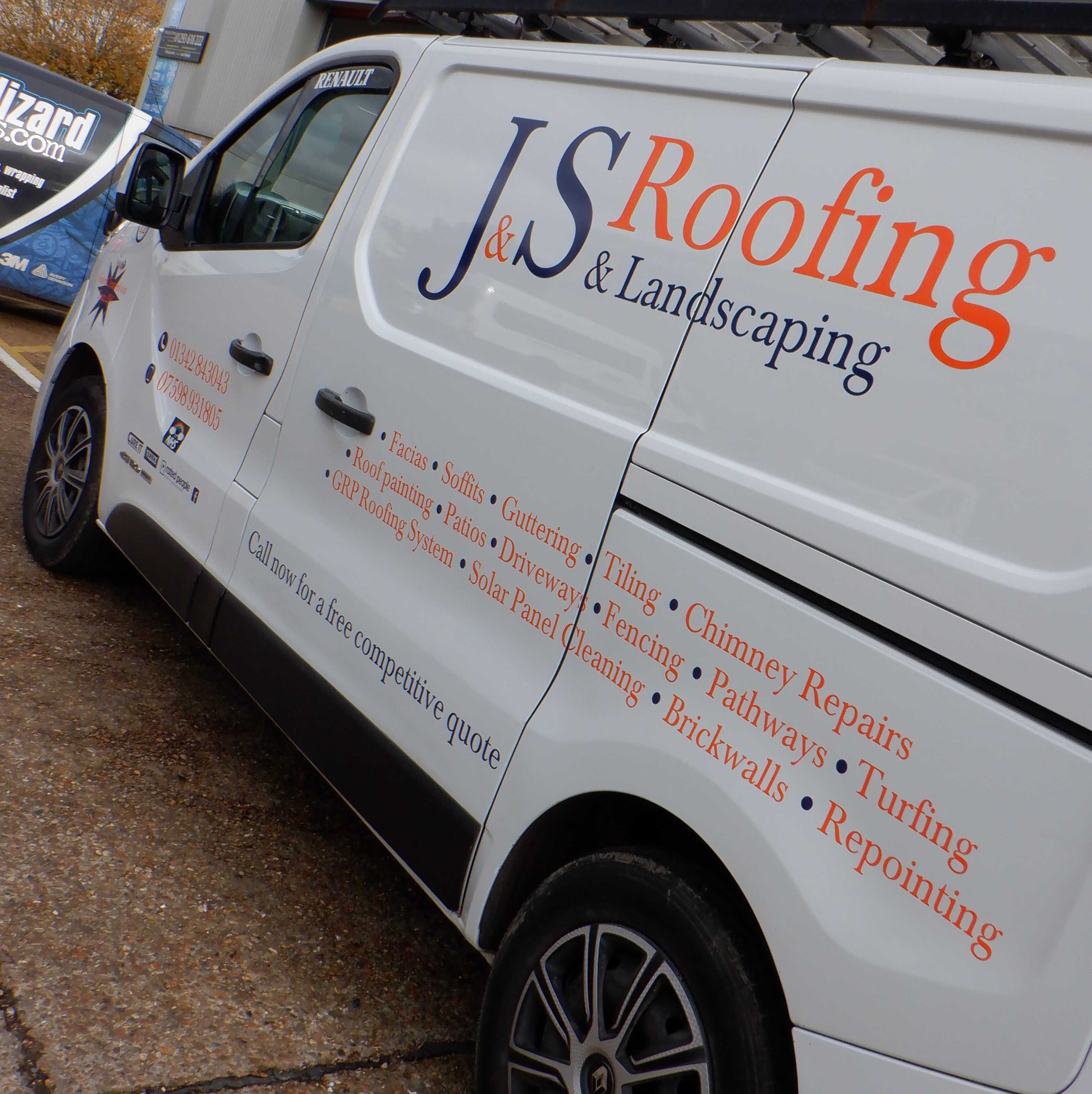 J&S ROOFING & LANDSCAPING