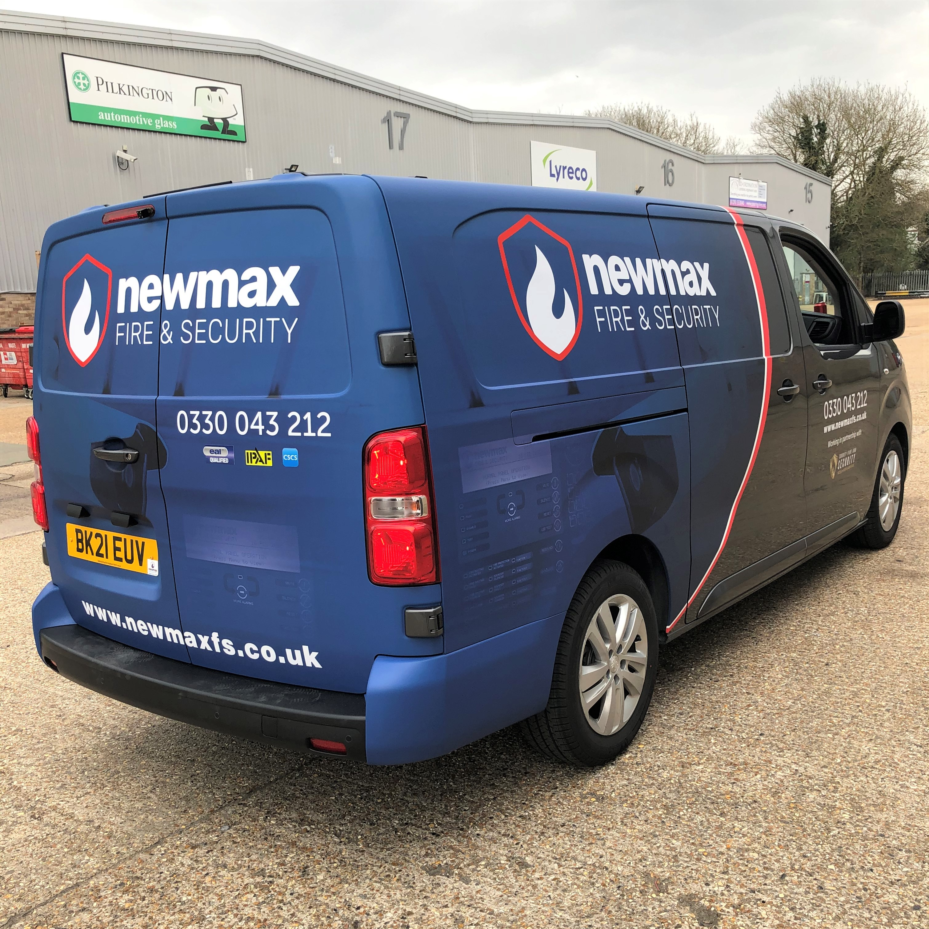 NewMax Fire & Security
