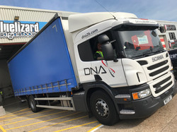 DNA SCANIA RIGID CHASSIS