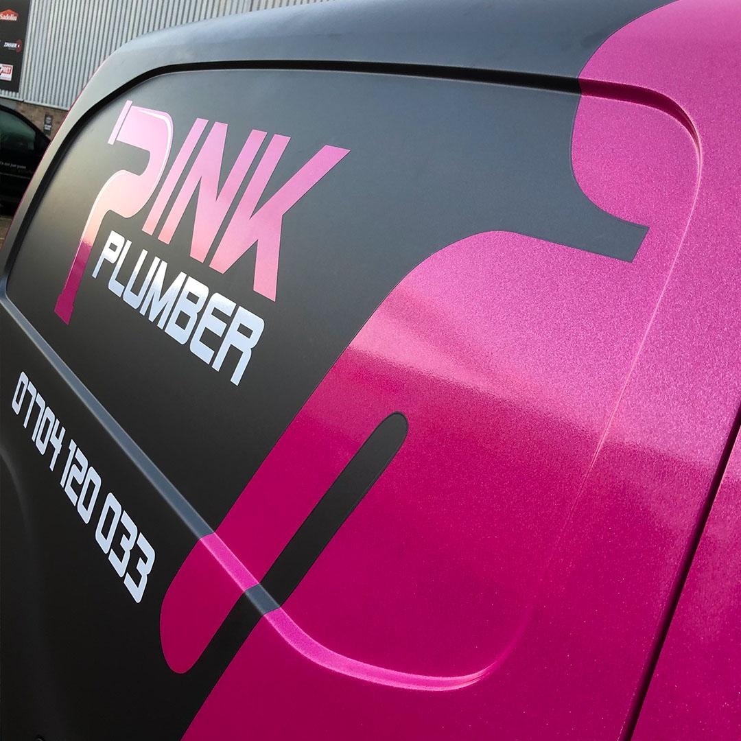 PINK PLUMBER