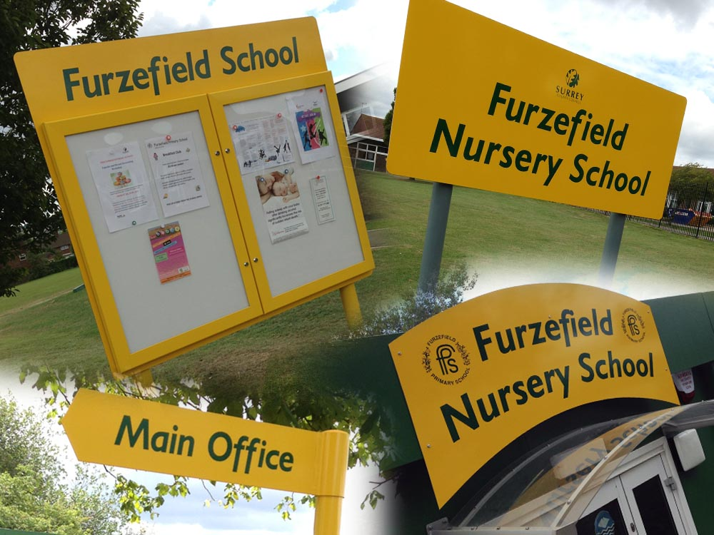 furzefield-signs