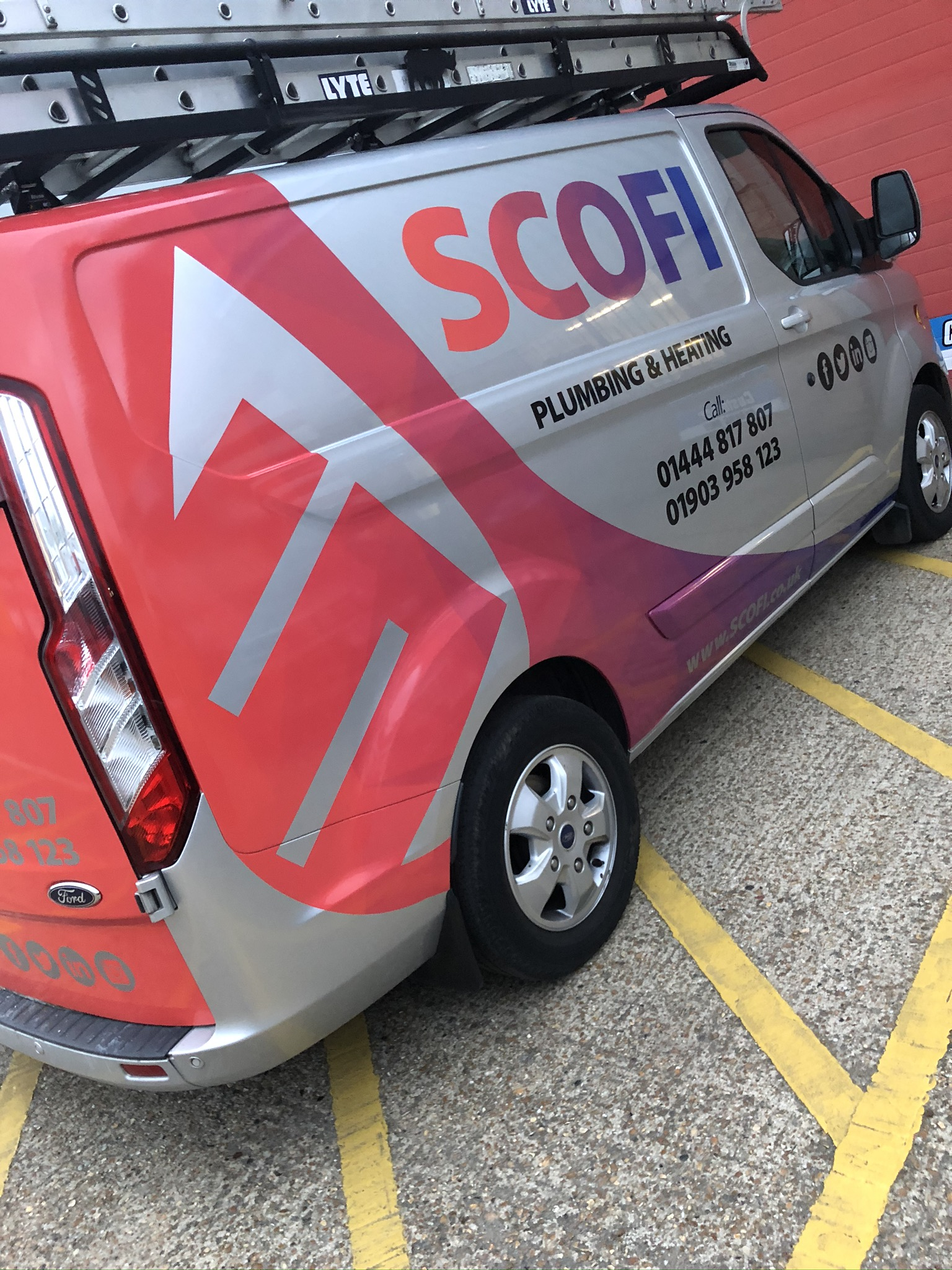 SCOFI PLUMBING & HEATING