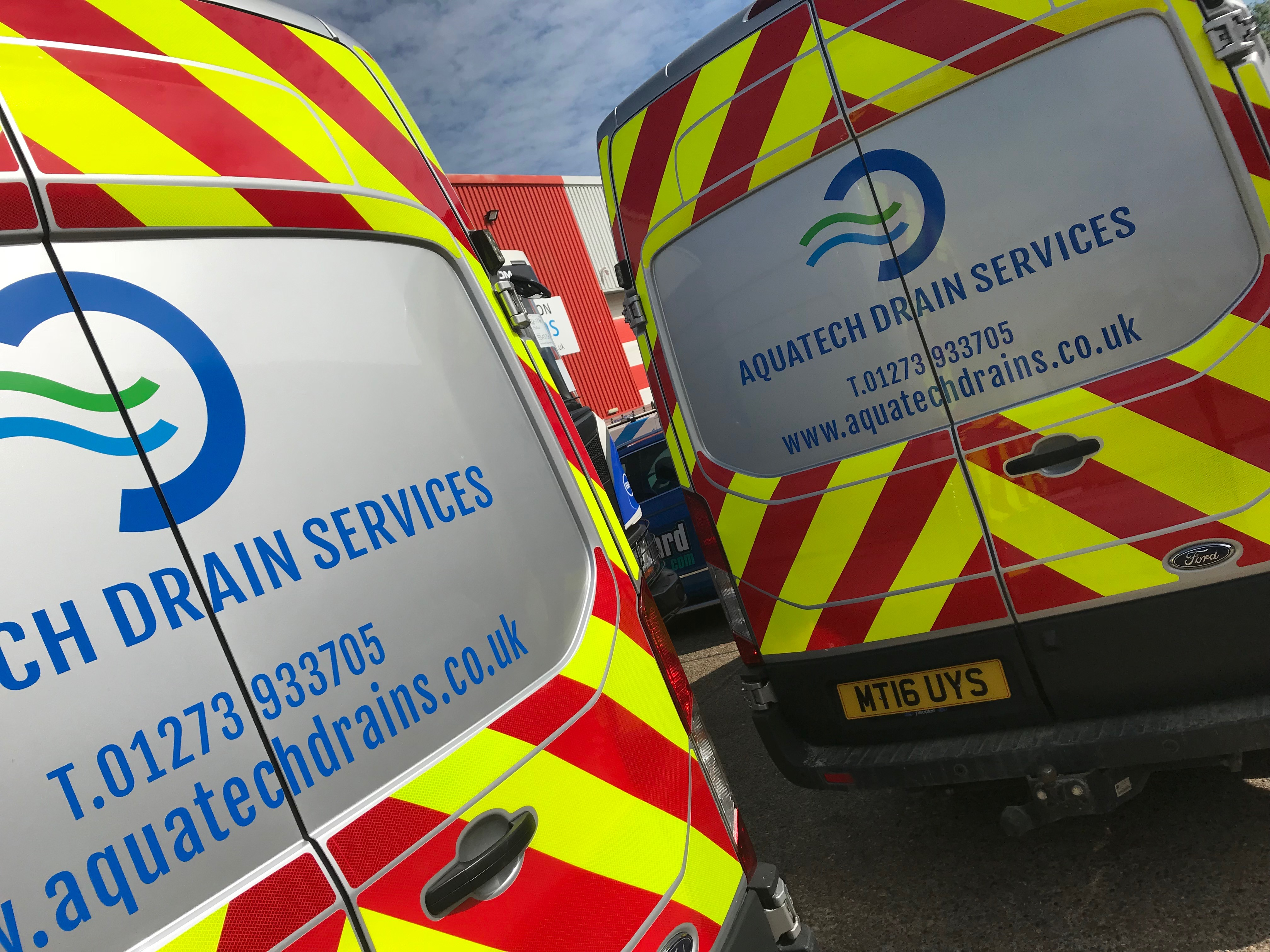 AQUATECH DRAIN SERVICES