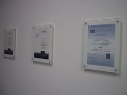 certificates-zockall
