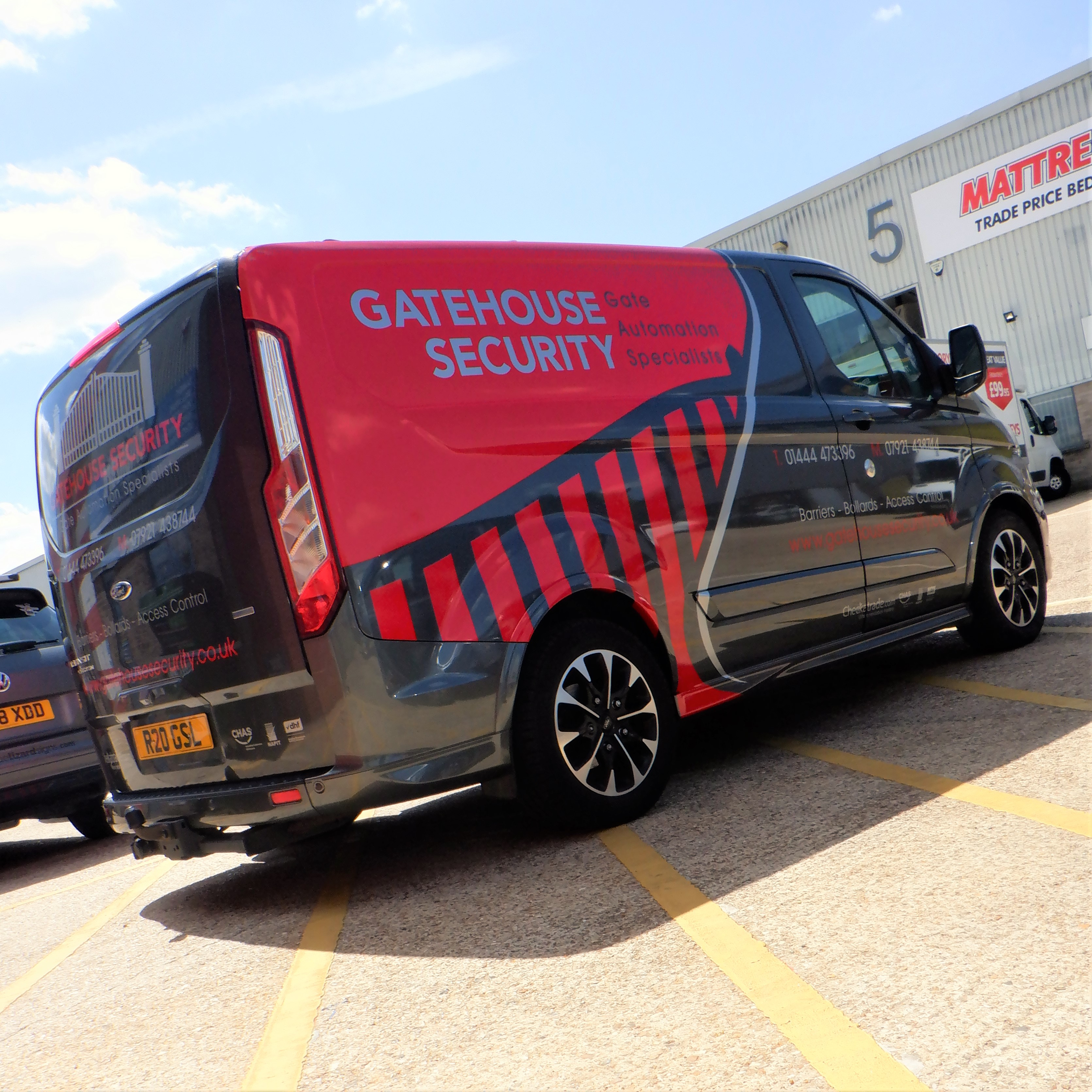 GATEHOUSE SECURITY