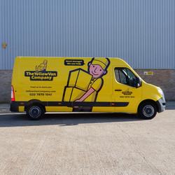 The Yellow Van Company