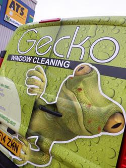 GECKO WINDOW CLEANING