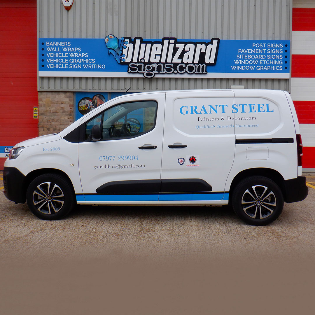 GRANT STEEL DECORATORS