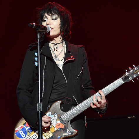 Joan Jett + Deutsche Bank