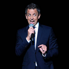 Seth Meyers + The Carlyle Group
