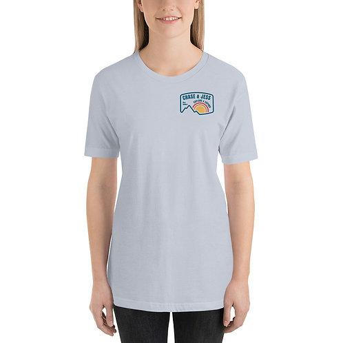 Desert Mountain Sunset - T-Shirt