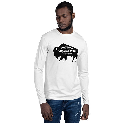 Get Your TetOn - Long Sleeve Fitted Crew