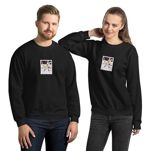 Rogan Figure Skater - Unisex Sweatshirt
